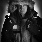 Sir Ranulph Fiennes- British explorer