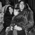 John Lennon,Yoko & Sean  9