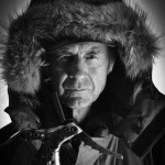 Sir Ranulph Fiennes- British explorer
